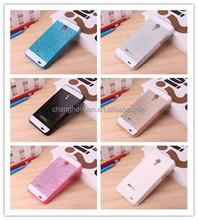 New Style Bling Glitter Mobile phone pc hard case back cover for meizu mx3