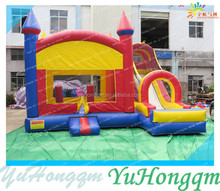 Cheap Price Inflatable Combos Mini Buncer Jumper Inflatable Bouncer With Slide Combos