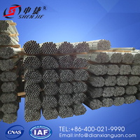 Hot Dipped Round Steel Galvanized Pipe Used For Construction