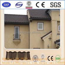 PPGI Corrugated steel sheet-ppgi metal roof sheet/color steel fence panel