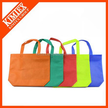 Custom logo printed foldable shopping bag