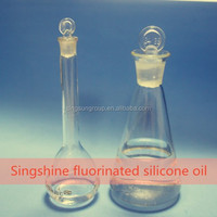 hydroxyl terminated fluorinated silicone oil /special solvent/oil resistance material