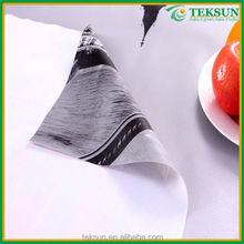 Yiwu Teksun wholesale pvc printed thanksgiving table linens