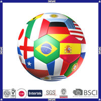 machine stitched OEM made in China best choice for cheap price colorful soccer ball