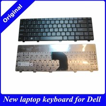 Replacement notebook internal keyboard US layout for Dell Vostro 3300 V3300 V3400 P10G NSK-DJF01