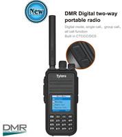 Digital+Analog+ can work with Motorola radio NEWEST! TYT dmr uhf vhf MD-380 encryption 1000 channels