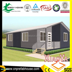 movable luxury prefab steel container villa for sale