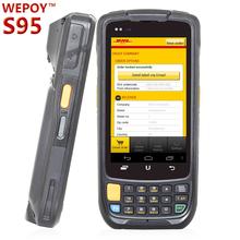 PDA, handheld, Wi-fi, RFID,WCDMA,1D 2D barcode scanner