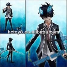 venta al por mayor de anime japonés figura pvc figura de acción de Blue Exorcist