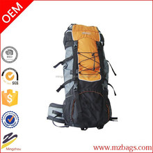 Outdoor Climbing & Hiking Bag, Waterproof Nylon Mountain Leisure Backpack
