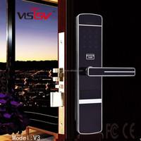Touch Screen Keypad Intelligent Door Knob Lock for villa