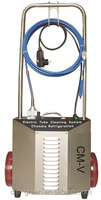Central air condition Tube cleaner, heat exchanger pipe cleaning, chiller