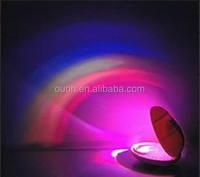 kids Lovely Gift Small Night Light Rainbow Projector