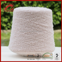55%Mercerized Wool, 23%Cashmere, 22%Silk wool yarn knitting mercerized wool yarn CHARMANT