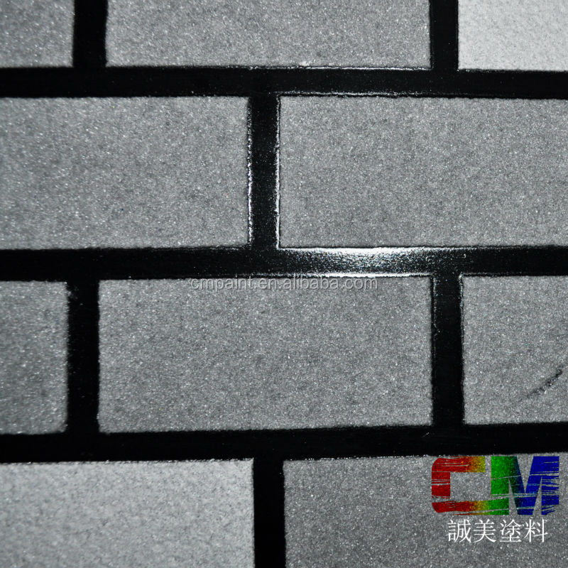 Waterborne Spray Natural Texture Stone Paint Brick Texture