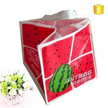 printed custom made shopping bags/european non woven bags/non woven bags