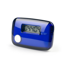 High quality smart acrylic step counter ,fitness pedometer