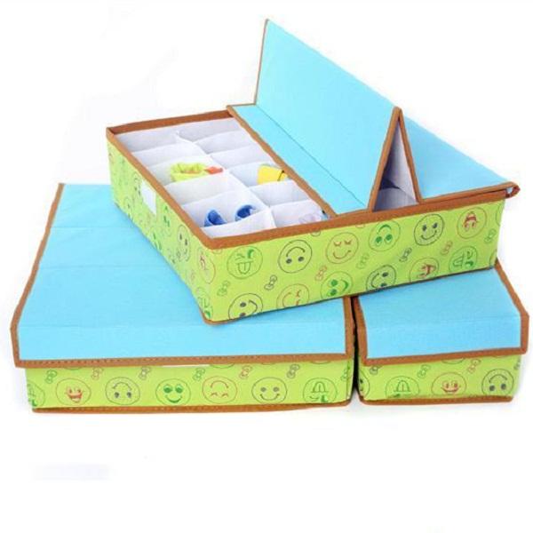 Sw moda para el hogar organizador de ropa caja de - Cajas almacenaje ropa ...