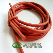 customize silicone foam rubber strip