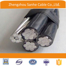 15kV Spacer Cable-Tree Wire 10kv ABC cable ANSI/ICEA S-76-474