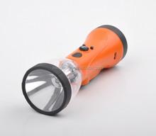 Hand crank dynamo multi-function led radio torch lantern