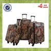 2015 Artist Latest Design Trolley Luggage China Baigou Supplier 4-wheels Trolley Case
