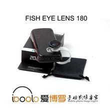 180 degree fisheye lens Universal clip for mobile phone