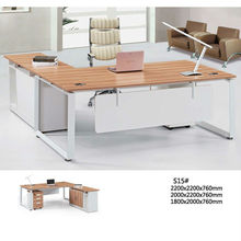 S15 hot selling manager table trade assurance customized executive office table design