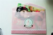 Alibaba Wholesale Bag clear plastic file envelopes