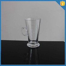 Crystal Antique Crystal Cup With Ear Handle