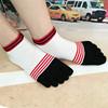 2015 Latex toe sock manufacture/rubber toe sock /gel toe sock