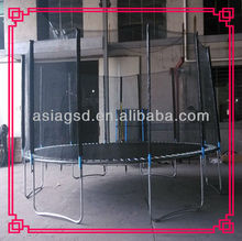 GSD 16FT biggest trampoline with CE and GS