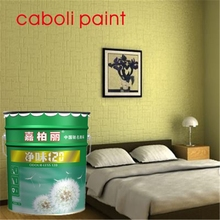 Caboli China factory directly sell high performance wall emulsion paint color place paint colors