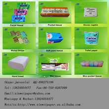 Wholesale High Quality Cheap Price Paper Tissue pocket tissue