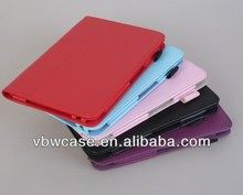 flip leather case for kindle fire, cover case for kindle fire hd 7""