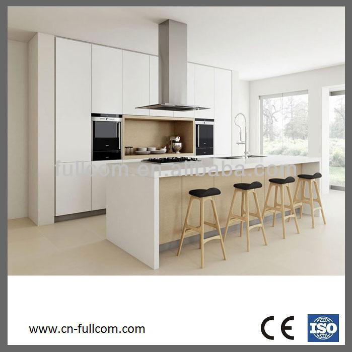 De alta calidad de estilo moderno de pvc gabinetes de la for Estilos de gabinetes de cocina