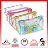 New Design Fashion Comestic Bag For Girl Transparent Pvc Bag Clear Pvc Gift Bag(ES-H511)
