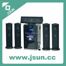 2015 New Products 5.1 Ch Multimedia Speaker System for Home or Computer