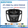Car audio system for ford focus 2012 accessories car dvd gps navigation system