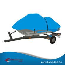 trailerable Marine fabric jet ski cover
