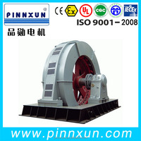large synchronous 2500kw diesel engine motor