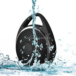 Universal Portable Waterproof Speaker With IPX4 Water proof Shower Ideal For Travel And Sports