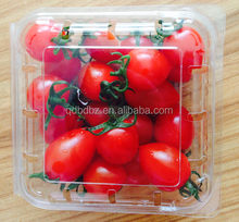 PET/PVC blueberry clamshell packing