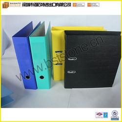 Human A4 Paper Binder, Custom Design Cheap Clip File Binder