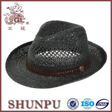 modern nylon foldable cowboy hat rhinestone motif