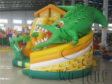 Large Amusement Park Inflatable Water Slide for Sale