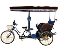 Factory directly three wheel passenger electric tricycle rickshaw