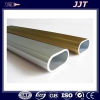 Many type cross-sectional 6061 t6 elliptical aluminum tube