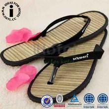 Hotwel Mat Flip Flop Customize Slipper Bathing Shoes EVA Sole Design