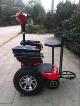 CE Certification 500W off-road four wheel scooters mopeds, ES-002Ts